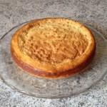 """gateau flan 2 - Gâteau-flan à la vanille (ou """"Gâteau magique"""")"""