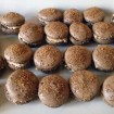 Recette de Macarons au Foie Gras et miettes de pain d'épices