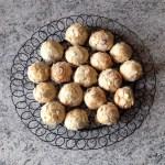 biscuits siciliens amande griotte 1 - Biscuits siciliens amande / griotte