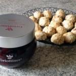 biscuits siciliens amande griotte 4 - Biscuits siciliens amande / griotte