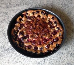 Recette de Far aux prunes