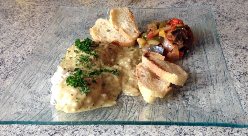 Recette De Oeufs Poches A La Dijonnaise Cuisine Blog