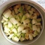 soupe courgettes chavroux prepa 1 - Soupe de courgettes au Chavroux
