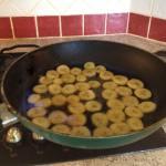 bananes flambees prepa 2 - Bananes flambées