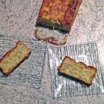 cake fondant rhubarbe 4 - Cake fondant à la rhubarbe