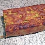 cake fondant rhubarbe 5 - Cake fondant à la rhubarbe