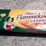 flammekueche pate stoeffler - Flammekueche au Chèvre