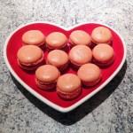 macarons chocolat clementine 1 - Macarons chocolat et clémentine