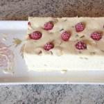 nougat glace amandes fruits confits 4 - Nougat glacé aux amandes et fruits confits