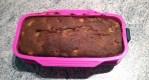 cake framboises rhubarbe 1 - Cake framboises et rhubarbe