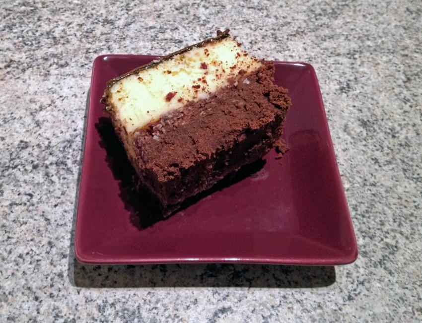 Cake Au Chocolat En Poudre Et Noix De Coco