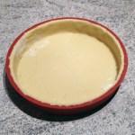 pate sablee facile 2 - Pâte sablée sucrée facile