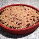 tarte quetsches amandes crumble prepa 5 - Tarte aux quetsches et aux amandes façon crumble
