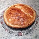 galette des rois calissons 1 - Galette des rois frangipane et crème de calissons