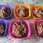 moelleux chocolat noisettes prepa 4 - Moelleux chocolat-noisettes