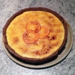 """tarte clementines 2 - Tarte """"brûlée"""" aux clémentines"""