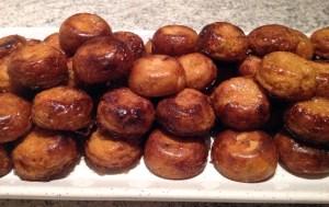 bouchees thon tomate 1 - Bouchées moelleuses au thon et à la tomate