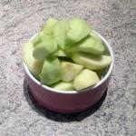 pomme de yaya prepa 1 - Pommé de Ya-Ya