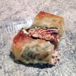 Recette de Bricks de saumon à l'oseille et ricotta