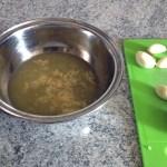 carpaccio courgettes feta menthe prepa 4 - Carpaccio de courgettes, feta et menthe