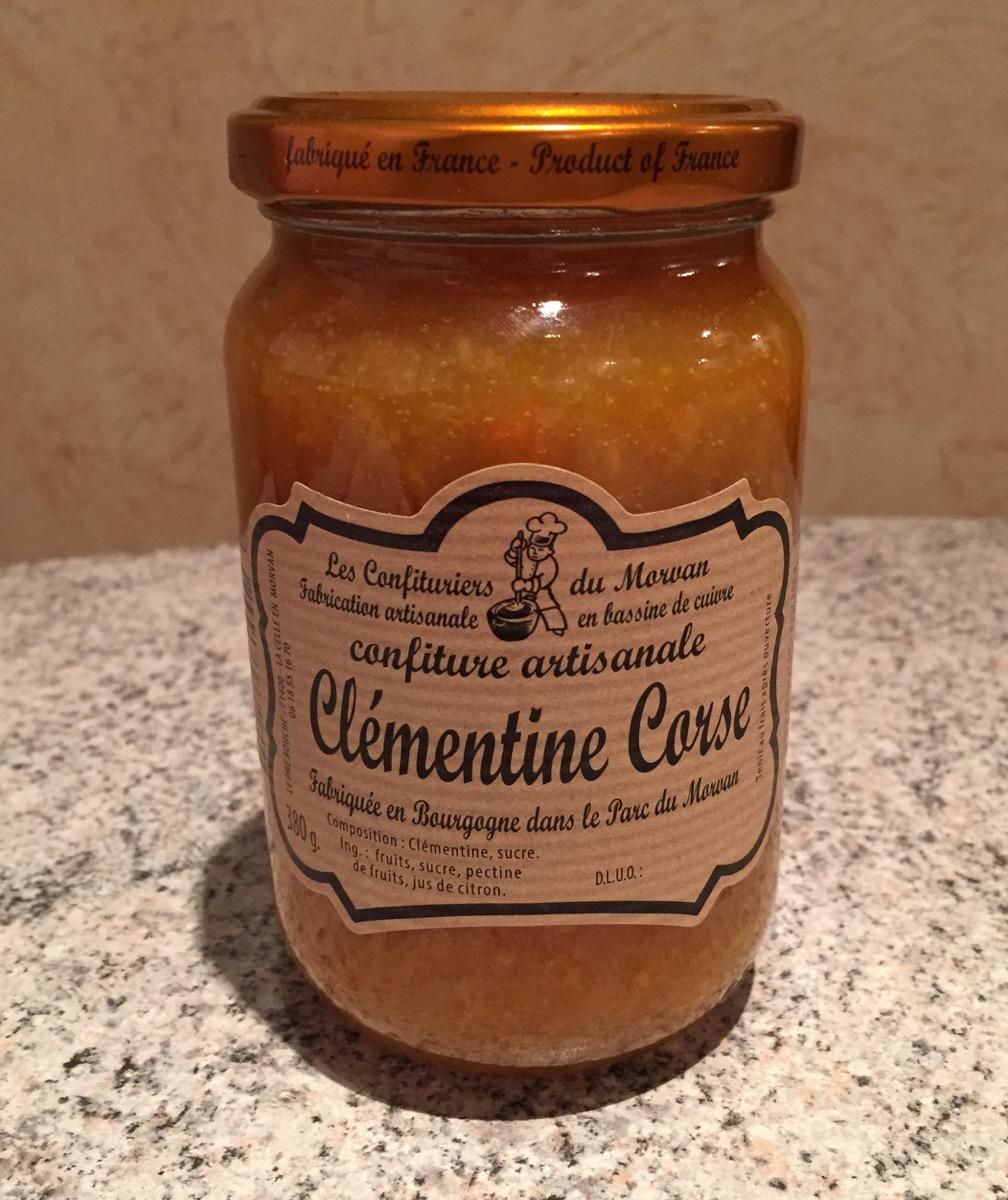 confiture clementine corse - Confiture de Clémentine Corse
