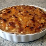 tarte amandine mirabelles 2 - Tarte amandine aux mirabelles