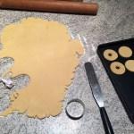 sables confiture lait prepa 2 - Petits sablés à la confiture de lait