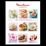 MS 8080014510 livre recettes companion large - On a testé : Robot Moulinex Cuisine Companion