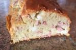cake vache qui rit jambon 1 - Cake à la Vache qui rit et au jambon