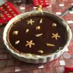 tarte chocolat caramel 2 - Terrine de courgettes au chèvre (recette au Companion)