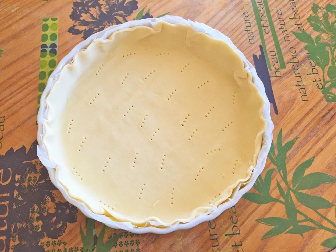 flan patissier prepa 1 - Flan pâtissier (recette Companion)