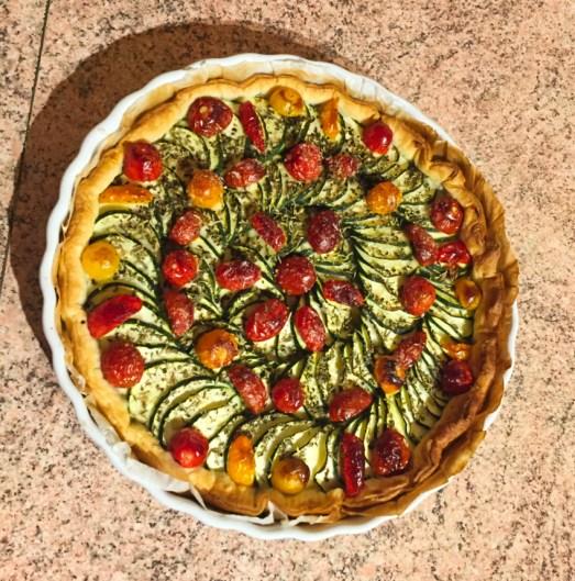 tarte-chevre-courgettes-tomates-lardons-2