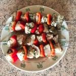 brochettes poulet mariné prepa 4 - Brochettes de poulet mariné