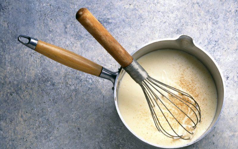 sauce bechamel - Zebra cake vanille-chocolat (Gâteau zébré / tigré)