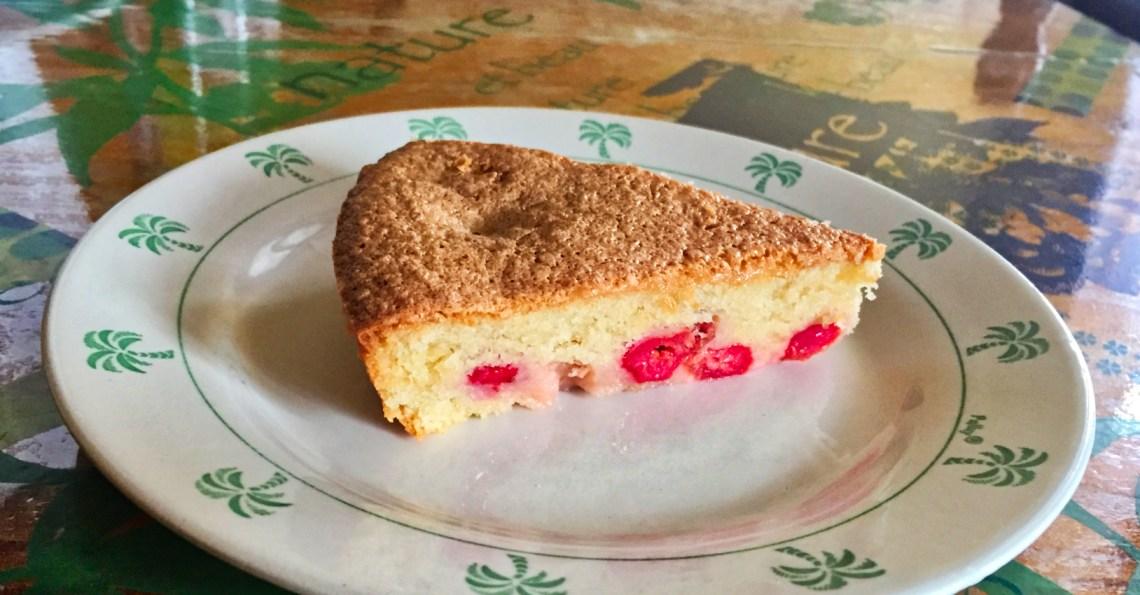 IMG 0674 - Gâteau lorrain aux griottes
