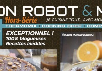 HS CHOCO MONROBOT header - Mon robot & moi - Hors série n°1 : Le Chocolat
