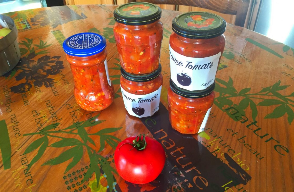 IMG 0843 - Sauce tomate (recette Companion)