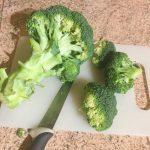 IMG 1293 - Poêlée de brocolis, poulet, tomates, oignon rouge