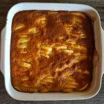 IMG 1396 - Gâteau d'Eve (pommes / amandes)
