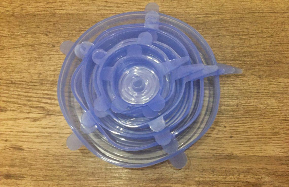 IMG 1415 - On a testé : les couvercles extensibles en silicone