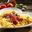 sauce bolognaise - Salade Sarladaise