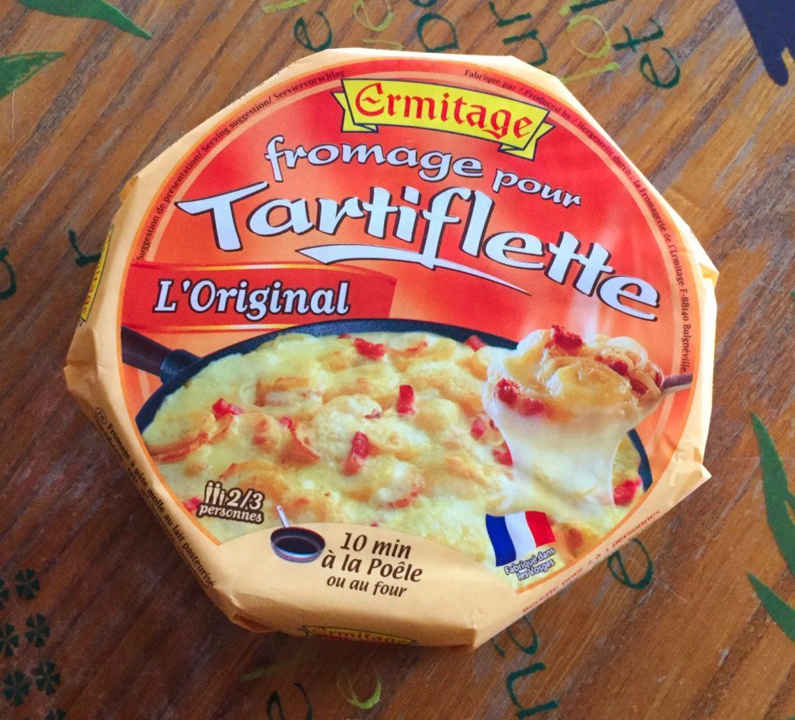 IMG 1486 - Roulé aux pommes de terre façon tartiflette (recette Companion)