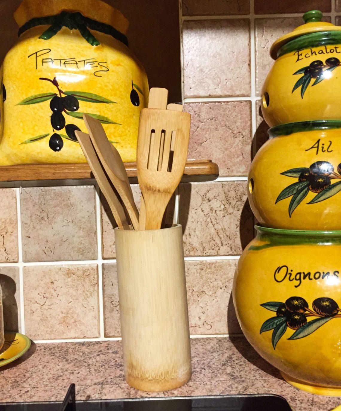 IMG 1555 - On a testé : Les ustensiles de cuisine en bambou Artecsis