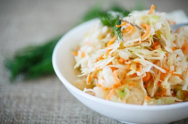 coleslaw3 - Dossier : Barbecue & Salades !