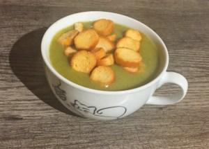 IMG 2001 - Velouté courgettes et pommes de terre (recette Companion)