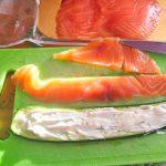 IMG 2032 - Roulés apéritifs courgettes, fromage frais, saumon fumé