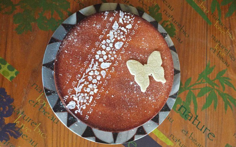 IMG 2679 - Zebra cake vanille-chocolat (Gâteau zébré / tigré)