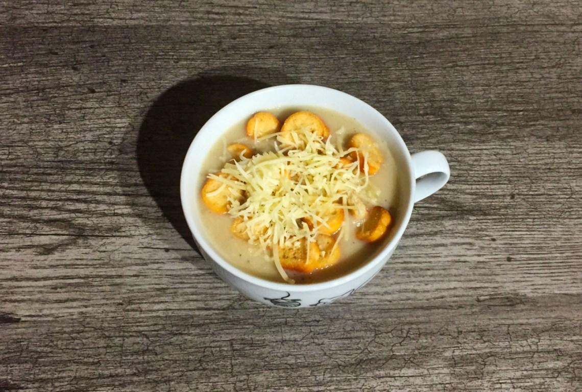 IMG 2740 - Soupe à l'oignon (recette Companion)