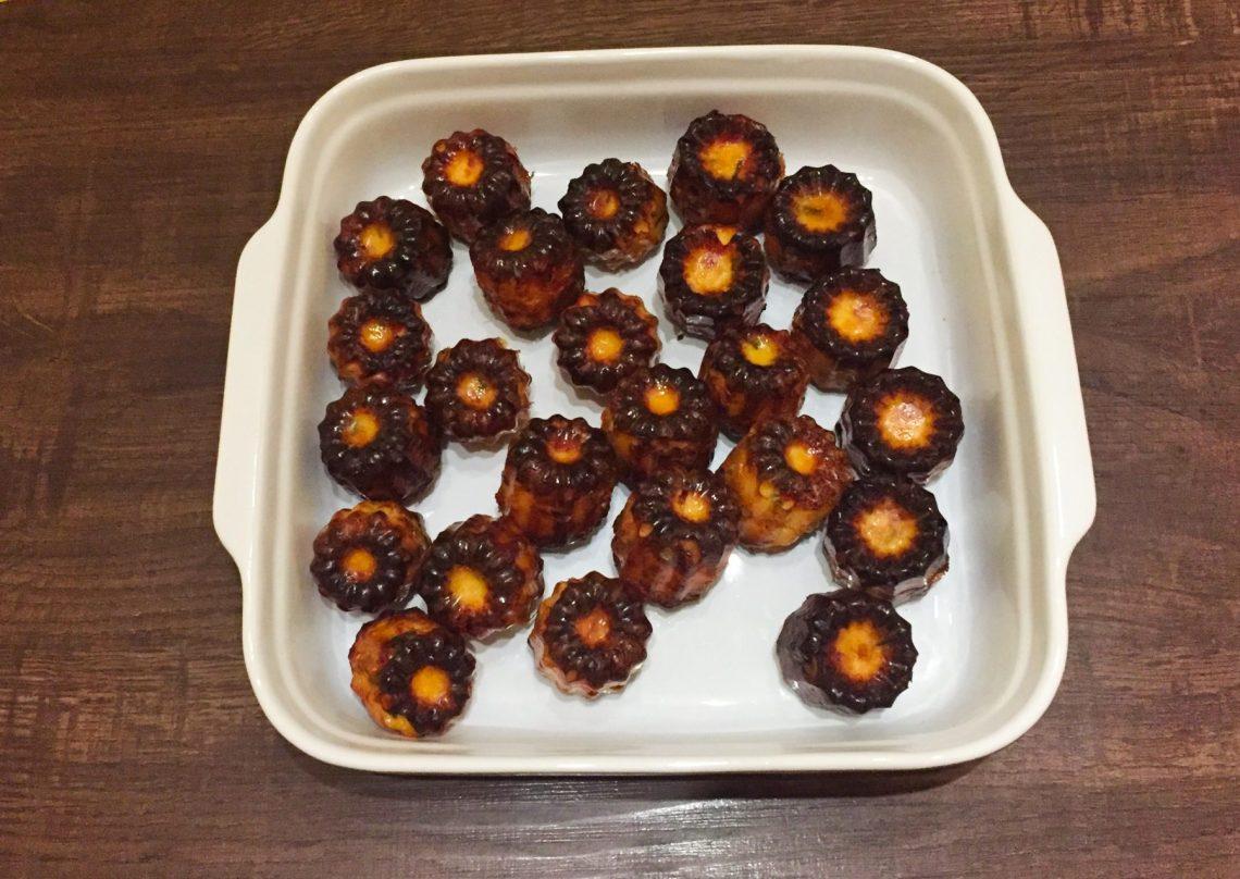 IMG 3019 - Cannelés au chorizo (recette Companion)