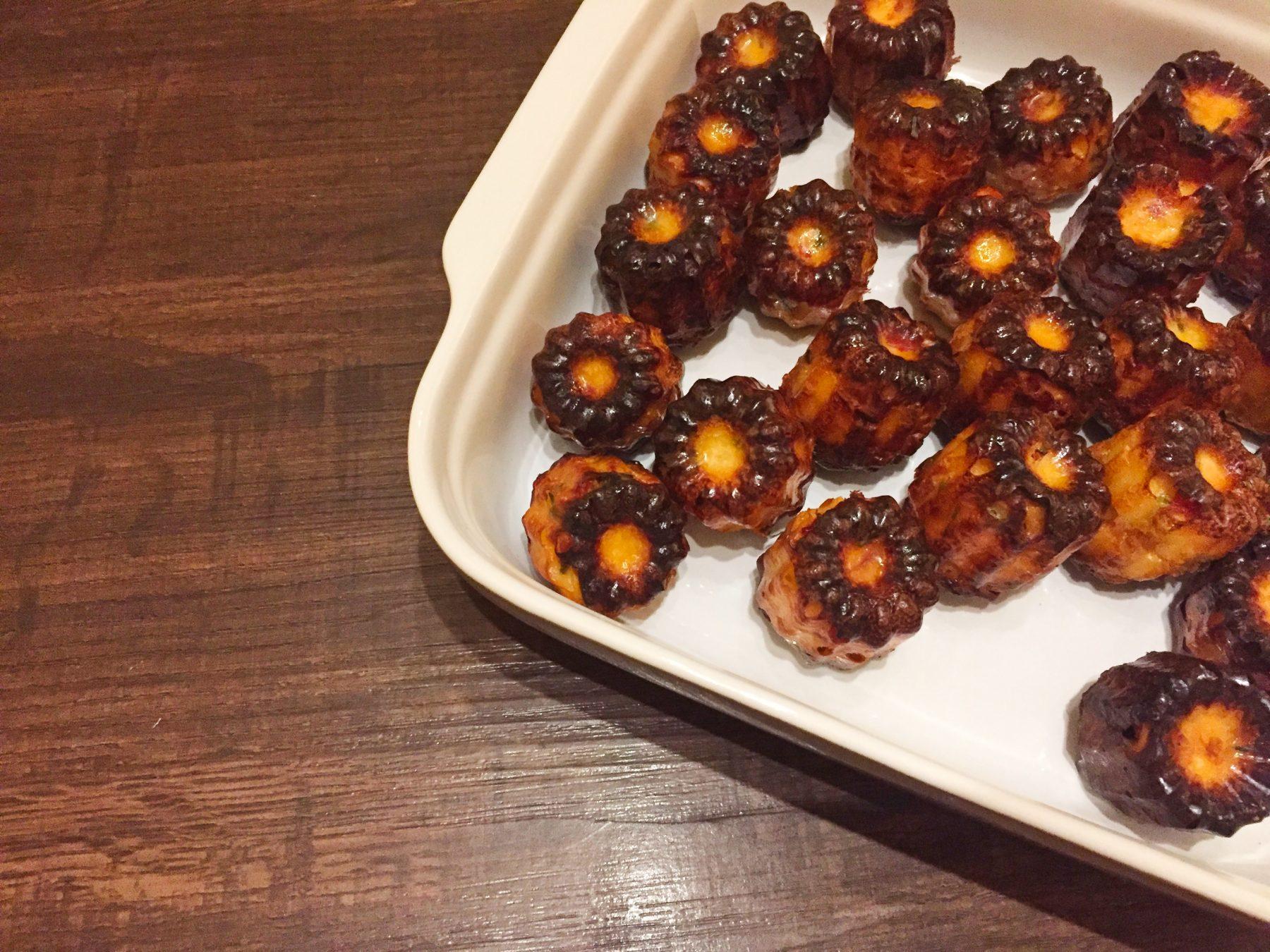 IMG 3021 - Cannelés au chorizo (recette Companion)
